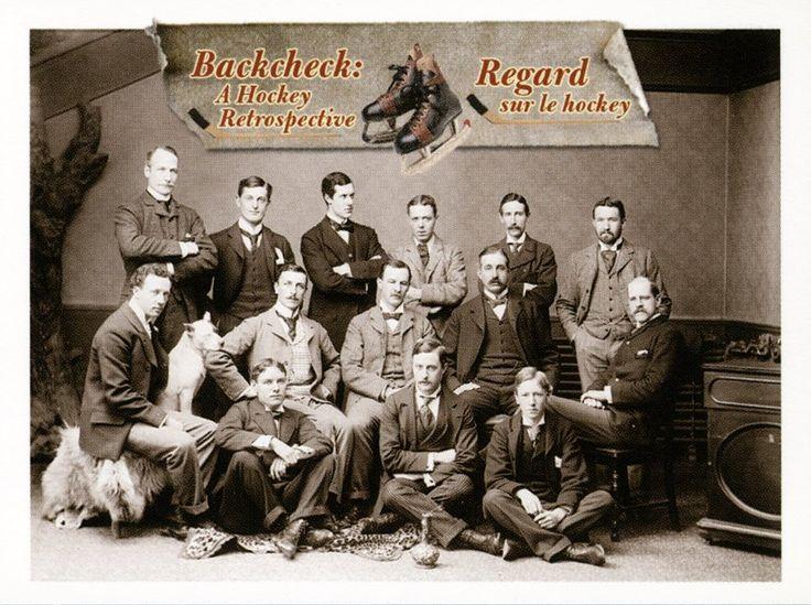4. Les Rebels d'Ottawa, Ottawa (Ontario), en mars 1894.  Les Rebels, équipe plus ou moins bien organisée, s'est formée par hasard en 1890, lorsque trois fils de Lord Stanley de Preston se sont unis à des aides de camp du Gouverneur général et à des représentants parlementaires pour jouer au hockey. #CartesDeHockey