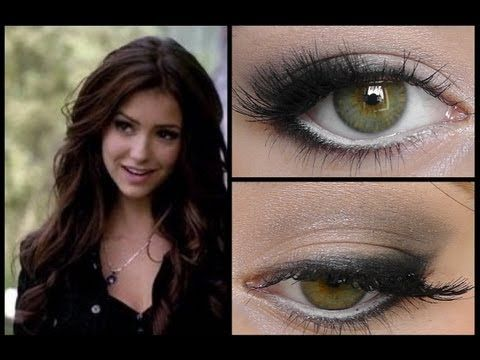 The Vampire Diaries - Katherine Pierce - Inspired Makeup Tutorail (Nina Dobrev) | HoLlYsAmAnThAa