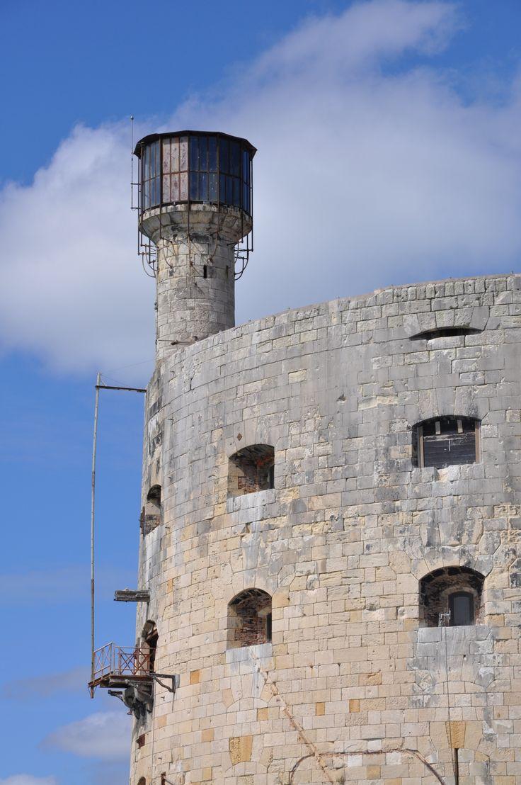Mythique...notre fort Boyard lighthouse. Charente-Maritime. France