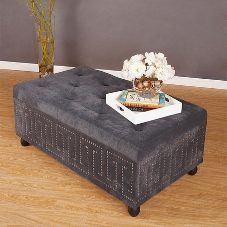 107 best ottoman coffee tables images on pinterest | ottomans