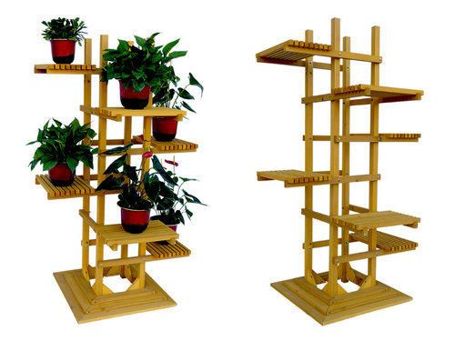 Plant-Stands-For-Multiple-Plants-Wood-Novelty-Tall-6-Tier-Indoor-Outdoor-Stand