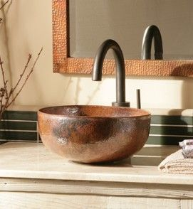 What Faucet Goes with a Copper Sink