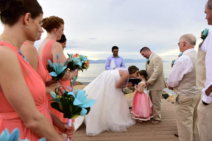 """""""The best decision that my husband and I made while working with Weddings by Funjet was deciding to bring our Concierge, Brittany to Puerto Vallarta for our destination wedding. While the hotel was fabulous to my husband and I from the second we arrived – having a direct representative of Weddings by Funjet present held more clout than we could ever have!"""""""