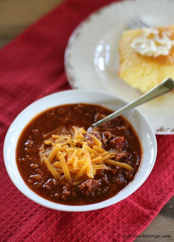 how to make spicy chili not so spicy