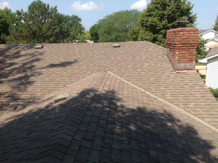 Look at this IKO Weatherwood roof installation! #roofing #shingles #IKO #weatherwood #home