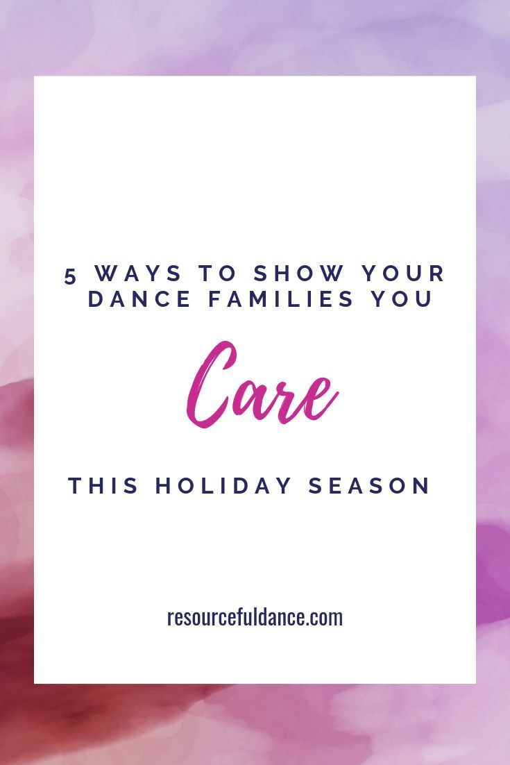 Dance Studio Owner Dance Studio Dance Classes Business Of Dance Studio Owner Dance Holiday Customer Support Holiday Gifts