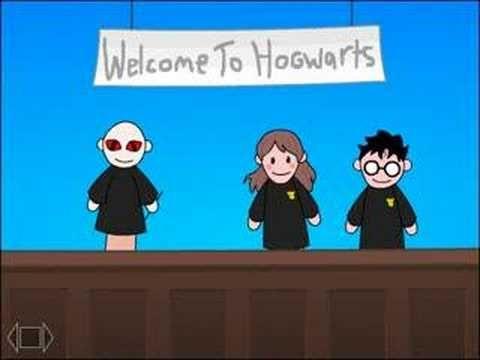 Trouble at Hogwarts - YouTube