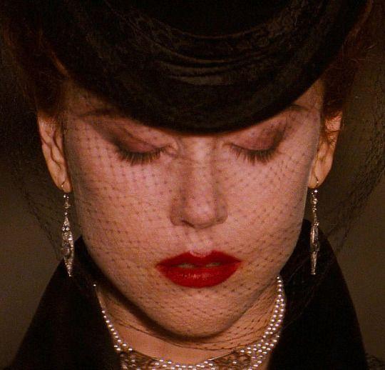 """Nicole Kidman en """"Molin Rouge"""", 2001"""