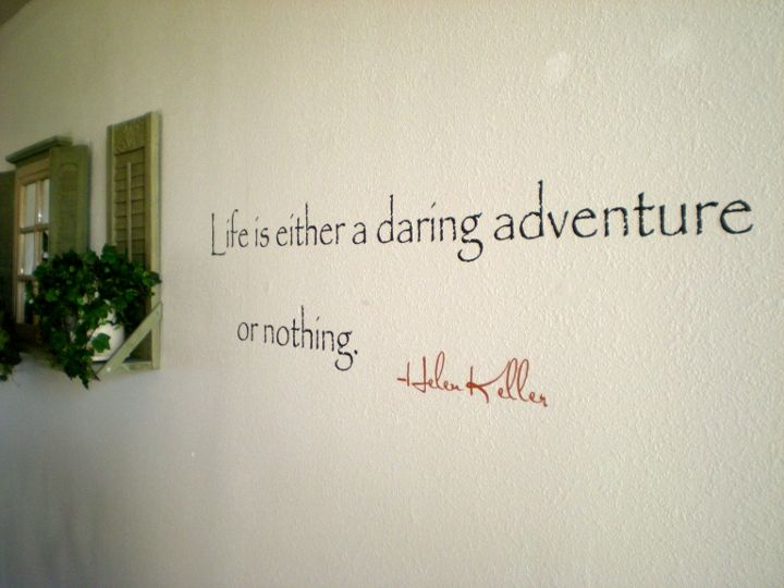 looking for quotes about life... I like this one!