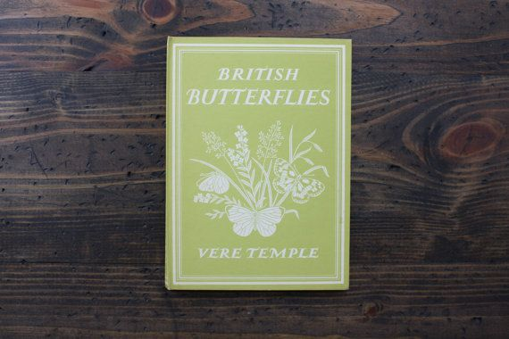 British Butterflies   Britain in Pictures   Volume 125  by ethelu's vintage on etsy