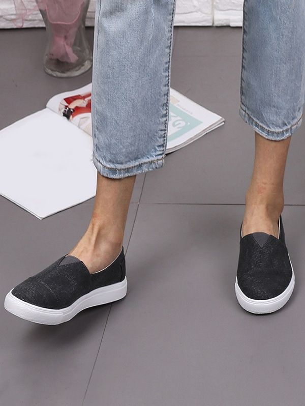 Cute Halloween Series Lace Up Loafers Canvas Skate Shoes for Women Round Toe
