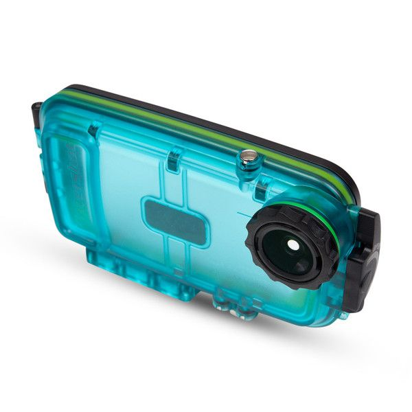 Watershot Splash Housing Kit Iphone 6 6s Cyan Sale A Thon Waterproof Camera Iphone 6s Accessories Smartphone Photography