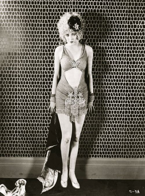 "Billie Dove, 1927 | flapper | 1920s.- I hear her mother saying, ""You're not going OUT in that are you?"""