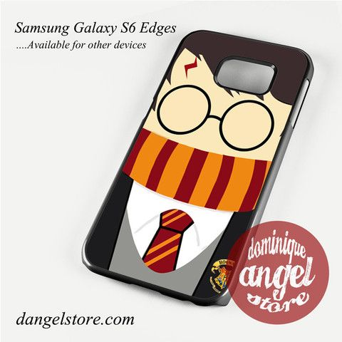 harry potter cartoon Phone Case for Samsung Galaxy S3/S4/S5/S6/S6 Edge Only $10.99