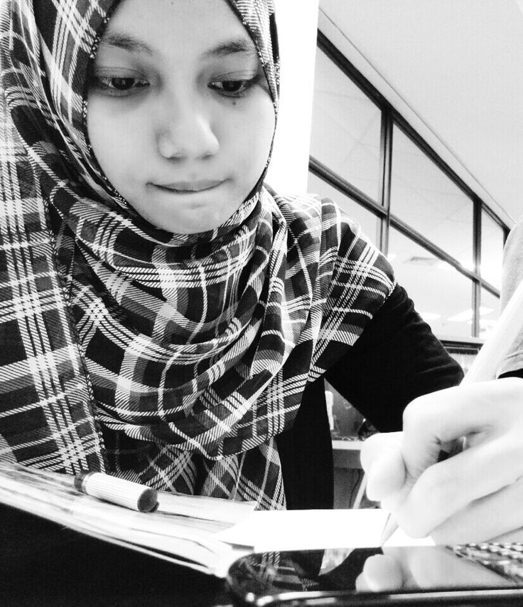 Late post, I was studying at national library, owhhhh