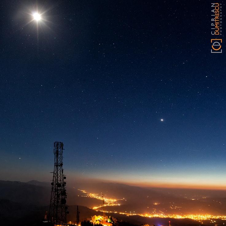 Stars over Jiu Valley  Photo by Ciprian Dumitrescu  www.cipriandumitrescu.com