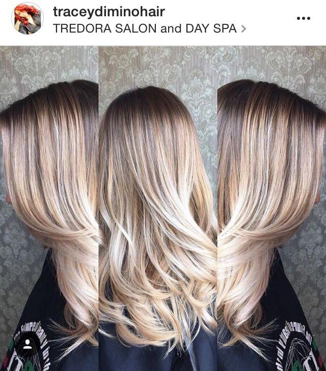 133 best blondes images on pinterest blondes hair ideas and silver blonde platinum blonde ash blonde dark root sandy blonde hair pmusecretfo Image collections