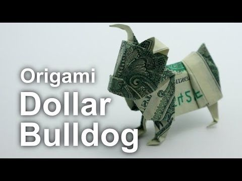 DIY How to Fold Money Origami Guitar - $1 One Dollar Guitar - Paper Guitar - Paper Crafts - YouTube