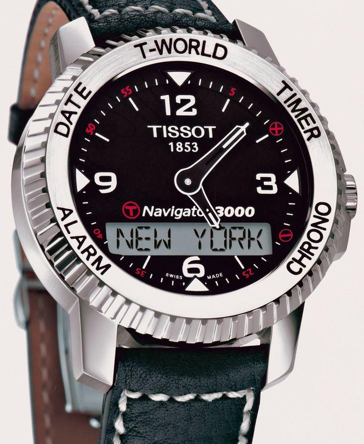 Tissot T-Navigator 3000 - Biasini gioielli - www.reebes.land