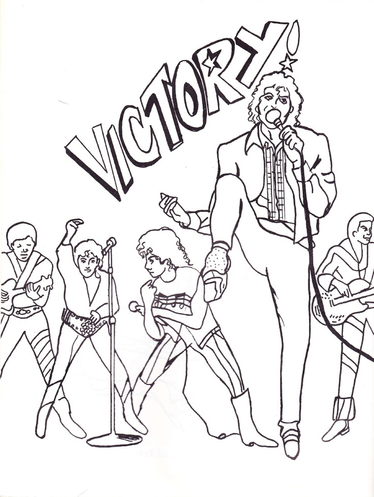 23 best Michael Jackson Coloring Book images by ...