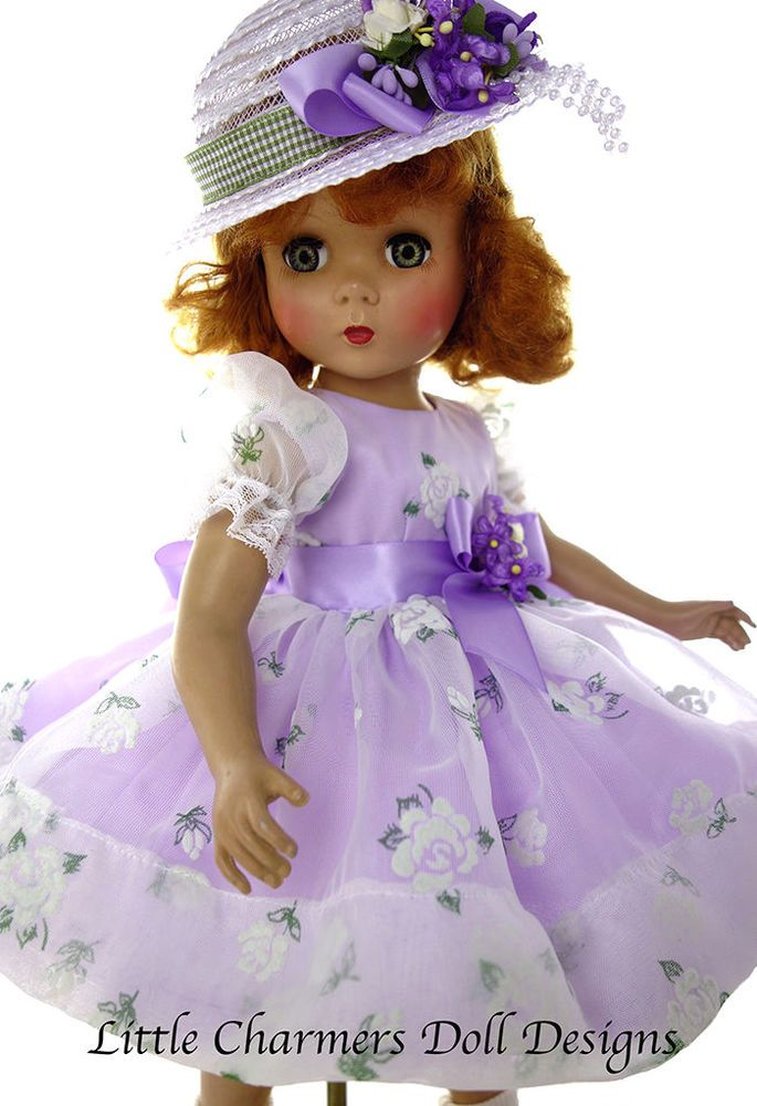 "Dress for Madame Alexander, 17"", 18"" Maggie. Little Charmers Doll Designs #Unbranded #ClothingAccessories"