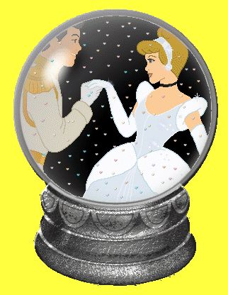 Cinderella Cartoon Movie | Cinderella and the Prince Animated Gifs
