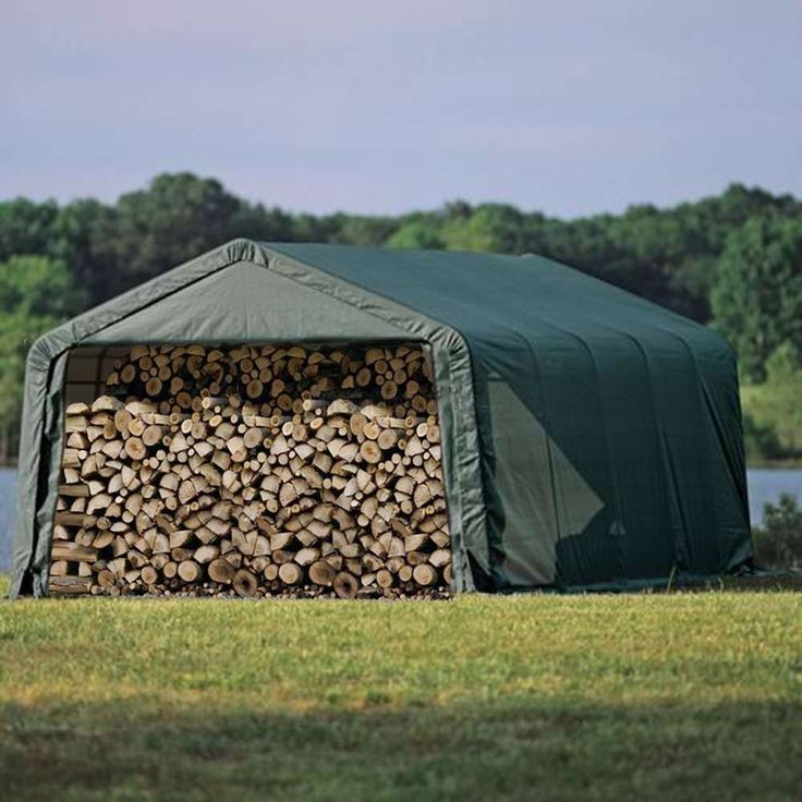 firewood large rack extra gain with shelterlogic products the corp steel sheds space shed arrow perfect storage