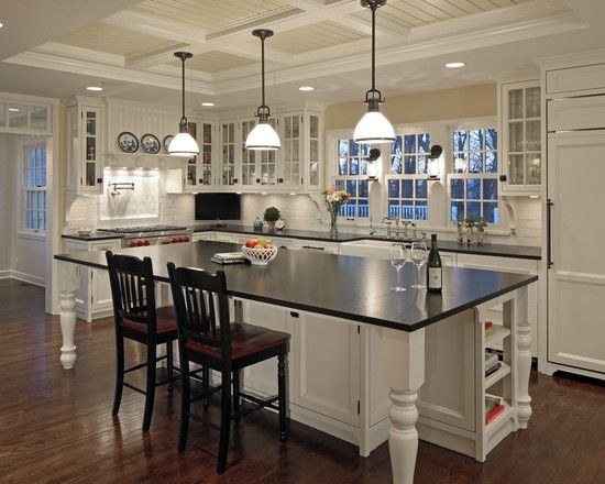 Excellent residence design with traditional look sleek traditional kitchen with industrial - Sleek kitchen world ...