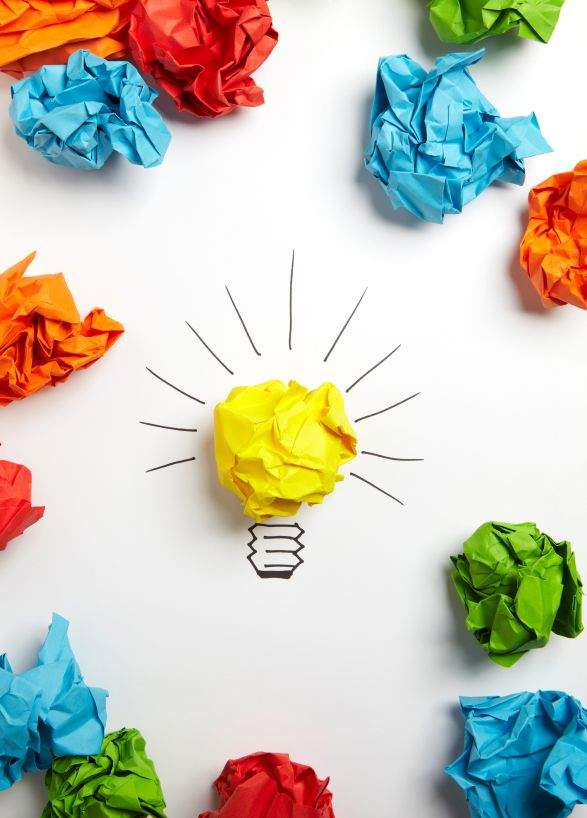 Fostering Creativity at Work | Small Business Innovation | Staples | Business Hub | Staples.com®