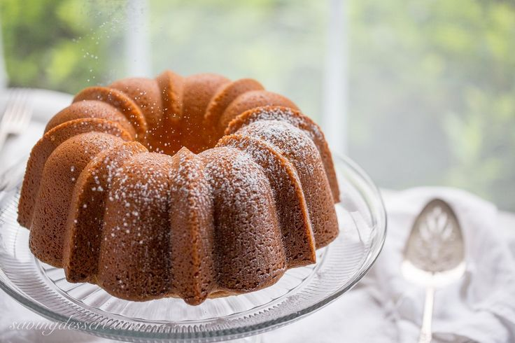 "<p>Tender and buttery, this pound cake is always a winner. <a href=""http://www.savingdessert.com/perfect-every-time-almond-pound-cake/"" target=""_blank"" rel=""noopener noreferrer"">See the recipe</a></p>"