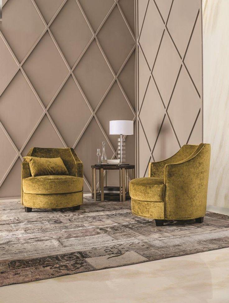 SOPHIE armchair design Massimiliano Raggi