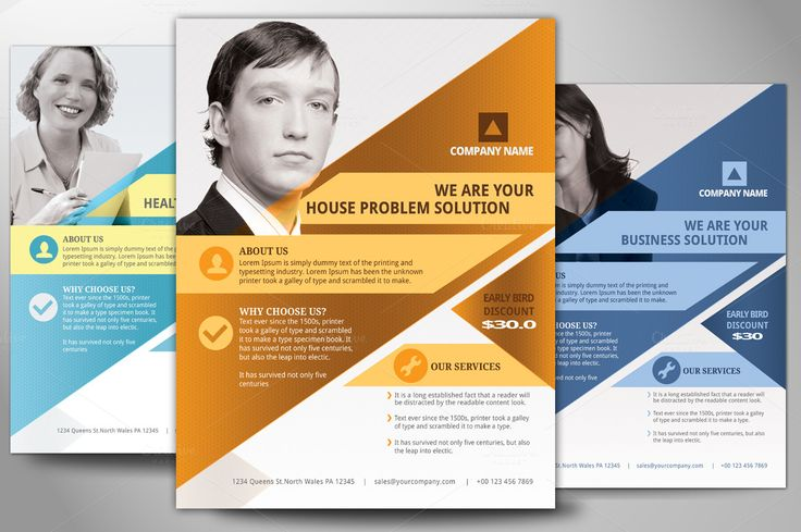 27 best images about design inspiration on pinterest resume templates creative and flyer template - Corporate flyer inspiration ...
