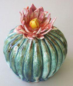 Ellen Rundle Design - Ceramic Sculptural Cactus