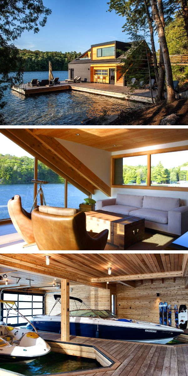 20 Beautiful Lake Houses You Would Love To Own