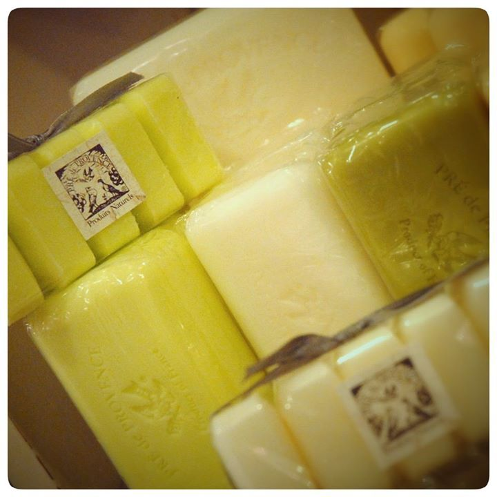 Soaps by Pre de Provence. Available in store at Our Cottage 2199 Queen Street East, Toronto, ON, M4E 1E5