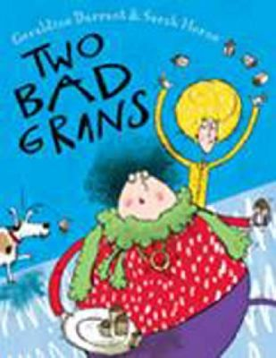 Cover image for Two bad grans
