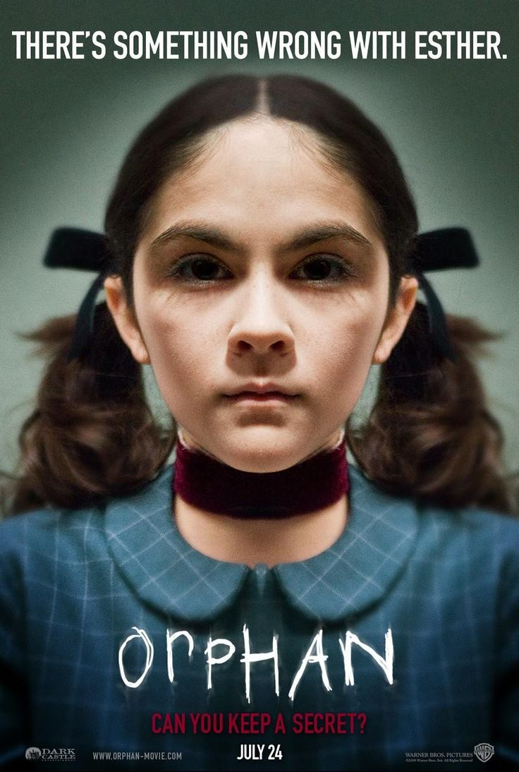 Orphan is it just me or does clove from the hunger games look just like her??