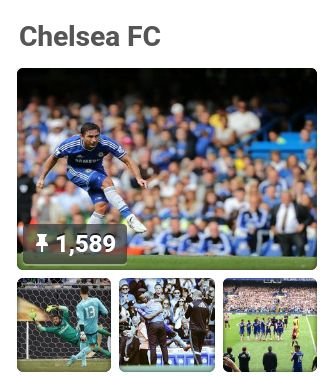 BOARD: Chelsea FC, by Scott Sampson / @TXScottfire