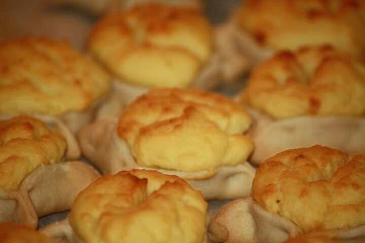 le nostre seadas (formaggelle) per le vostre colazioni al b&b ByNos..😊