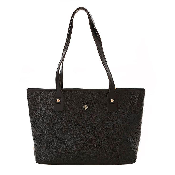 Γυναικεία Τσάντα (Women's Handbag )THIROS   D27-6257-ALBlack