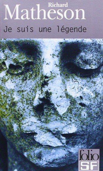 Je suis une Légende, de Richard Matheson | 22 livres effrayants pour 22 nuits blanches