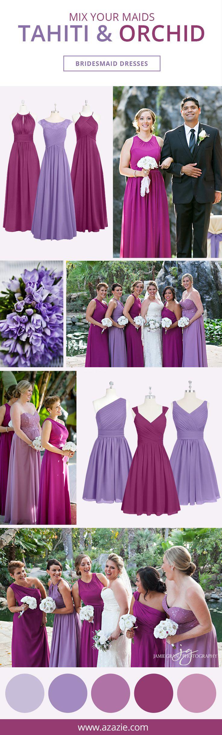 223 best Bridesmaid dresses images on Pinterest | Flower girls ...