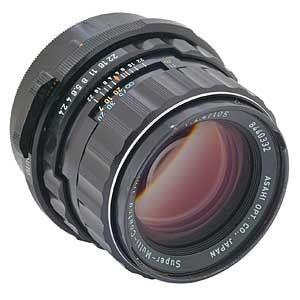 Pentax 105mm F/2.4 SMC Takumar Lens For Pentax 6X7 Series {67}