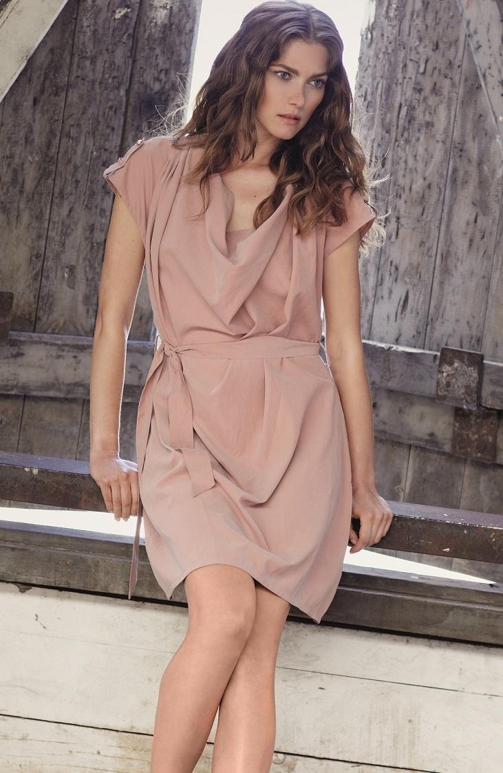 Dress pastellrose