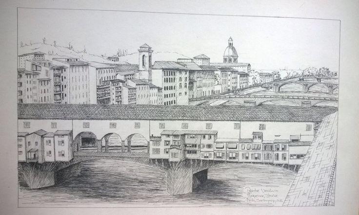 Ponte Vecchio, Florenz, Italie