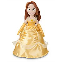 Belle Plush Doll - Beauty and the Beast - Mini Bean Bag - 12''