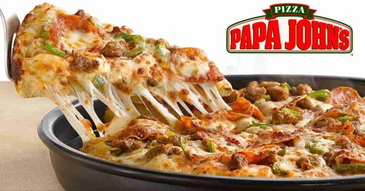 Papa John's: 50% Off Entire Order = 2 Large Pepperoni Pizzas $6.75 Total w/ VISA Checkout - https://couponsdowork.com/restaurant-coupons/papa-johns-50-off-entire-order-2-large-pepperoni-pizzas-6-75-total-w-visa-checkout/