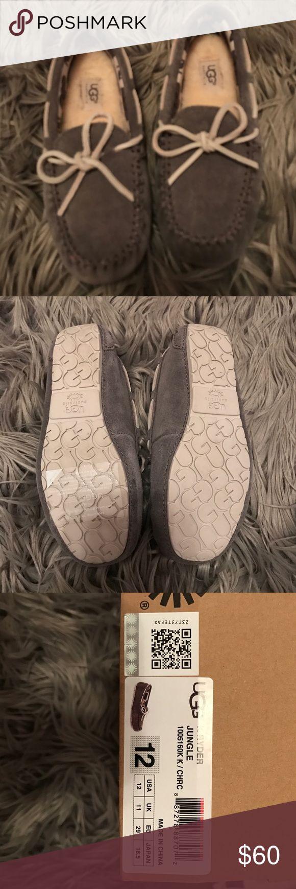 Boys Ugg K Ryder Jungle NIB boys ugg shoes. UGG Shoes Moccasins