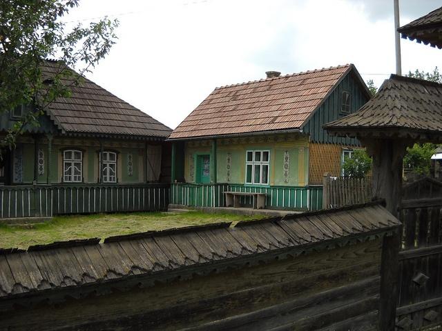 Casa în Satul Arbore, Bucovina