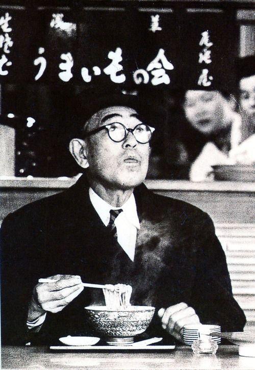 Kafū Nagai / 永井 荷風 (3.12.1879 - 30.04.1959) is the pen name of Japanese author, playwright, essayist, and diarist Nagai Sōkichi.